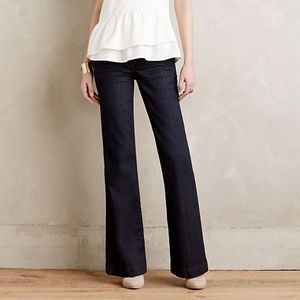 Anthropologie Pilcro Flared Trousers
